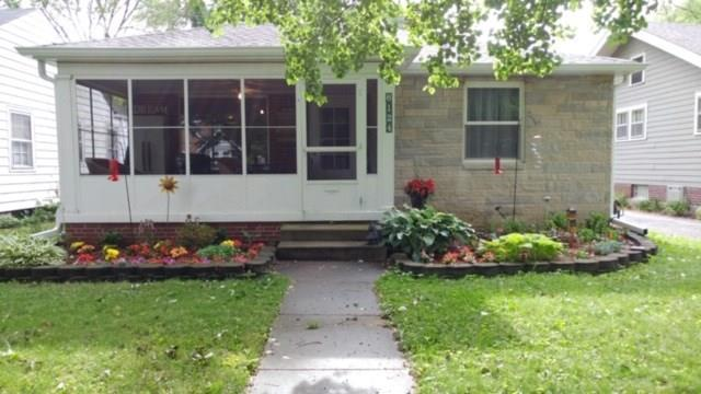 6124 ROSSLYN Avenue Indianapolis, IN 46220 | MLS 21623806 | photo 1