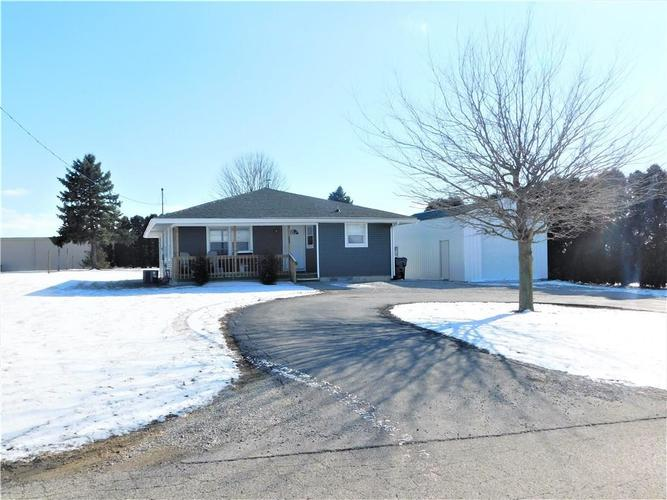 205  SMITH Road Greensburg, IN 47240 | MLS 21623897