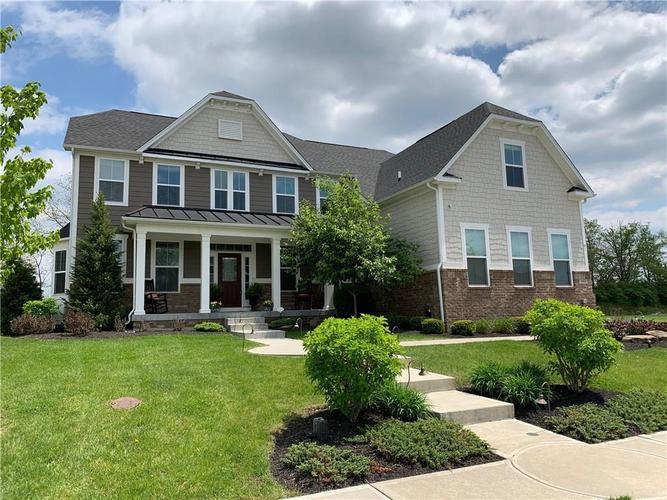 16854 Rosetree Court Noblesville, IN 46062   MLS 21623900   photo 1