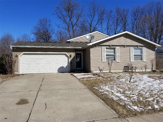1519  Gumwood Drive Indianapolis, IN 46234 | MLS 21623909