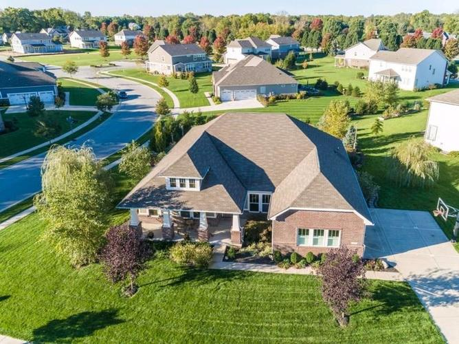 5909  Gaston Drive Noblesville, IN 46062 | MLS 21623911