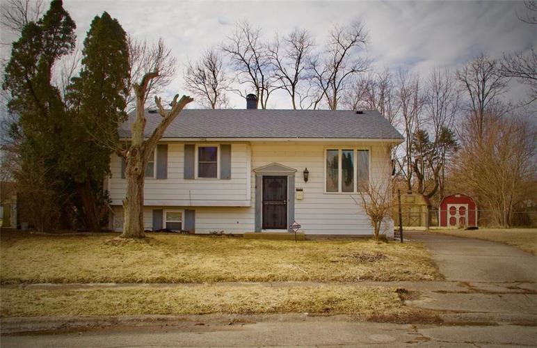 8737  Montery Court Indianapolis, IN 46226   MLS 21623970