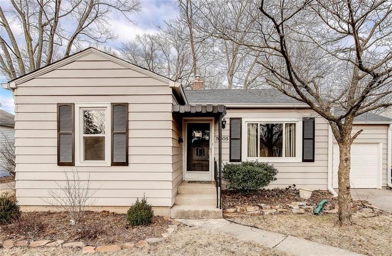 5305  Crittenden Avenue Indianapolis, IN 46220 | MLS 21623973