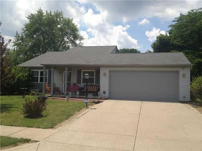 626 WOODS CROSSING Drive Indianapolis, IN 46239 | MLS 21624075 | photo 1