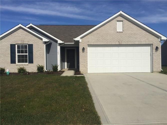 309 N Shadetree Lane Sheridan, IN 46069 | MLS 21624109