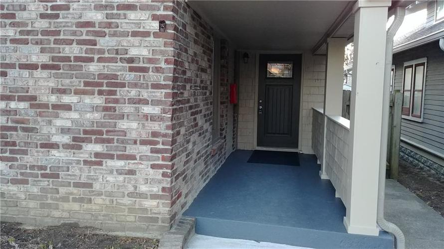 435 N Bancroft Street Indianapolis, IN 46201 | MLS 21624110 | photo 2