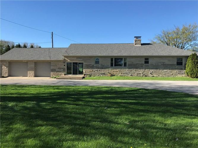 5170 E US Highway 40  Greenfield, IN 46140 | MLS 21624111