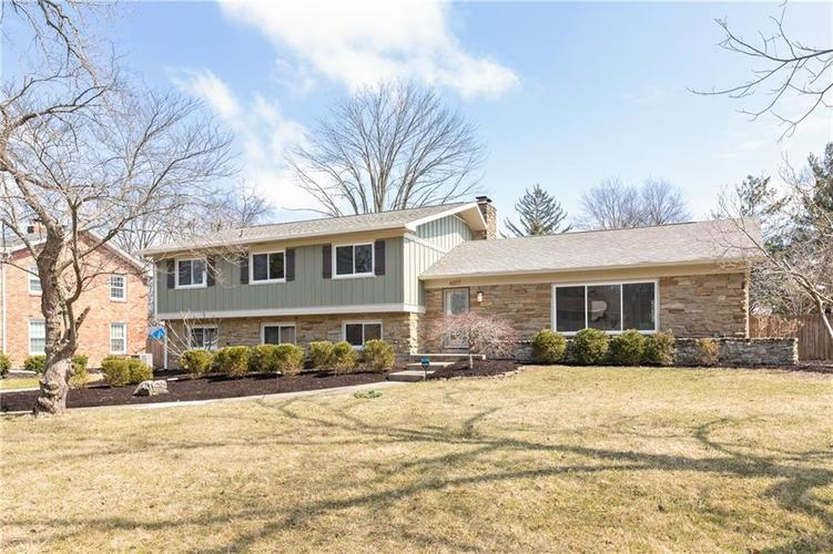6377 E GREEN LEAVES Road Indianapolis, IN 46220 | MLS 21624144