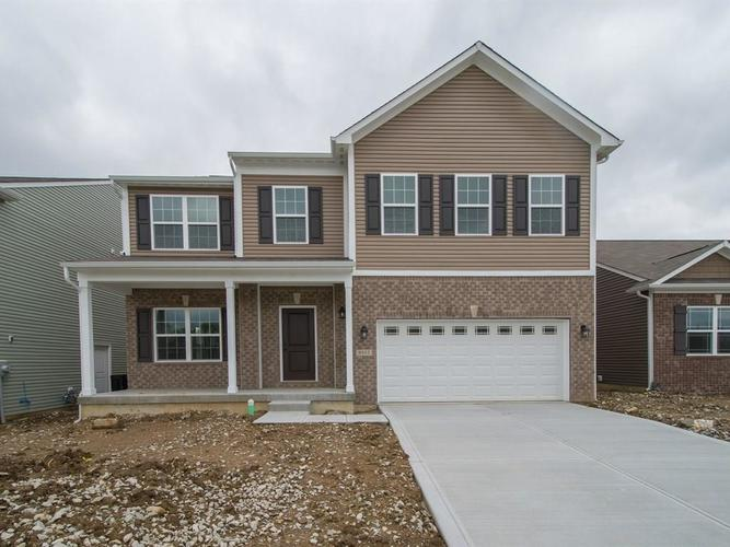 9112 Tansel Creek Drive Indianapolis, IN 46234 | MLS 21624170 | photo 1