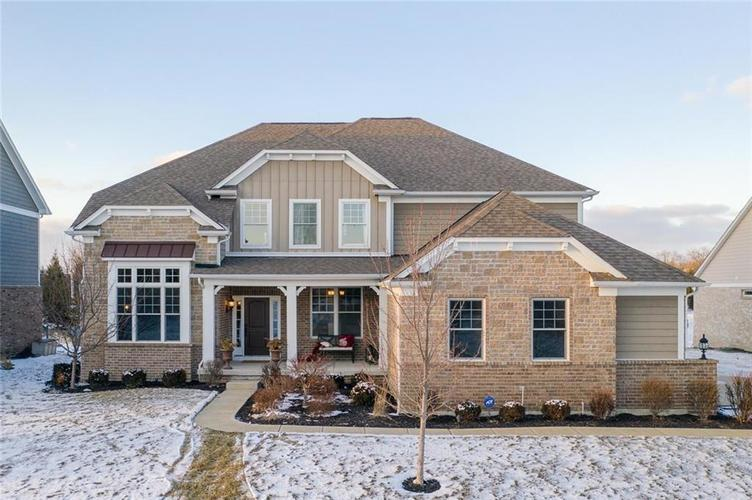 14638  Normandy Way Fishers, IN 46040 | MLS 21624176