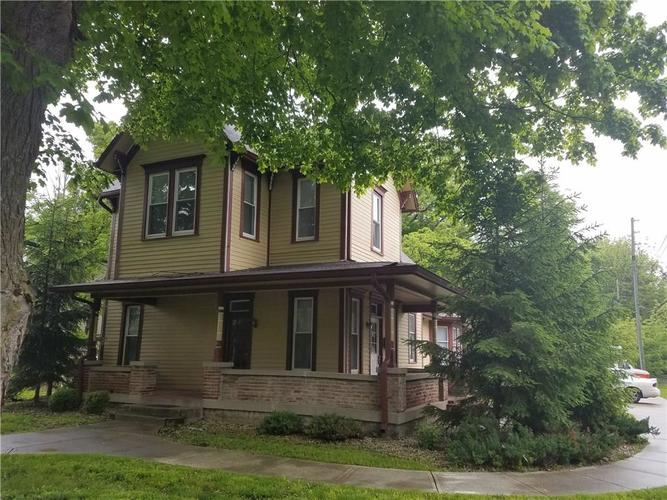 7125 N NEW AUGUSTA Road Indianapolis, IN 46268 | MLS 21624181 | photo 1