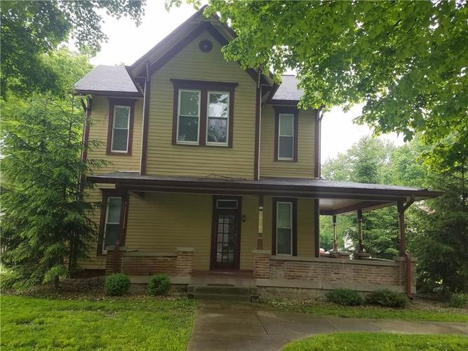 7125 N NEW AUGUSTA Road Indianapolis, IN 46268 | MLS 21624181 | photo 2