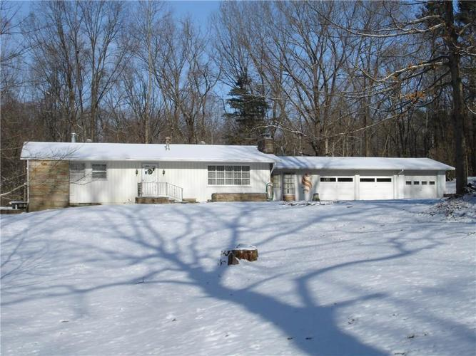 291  Rocky Hill Road Spencer, IN 47460 | MLS 21624191