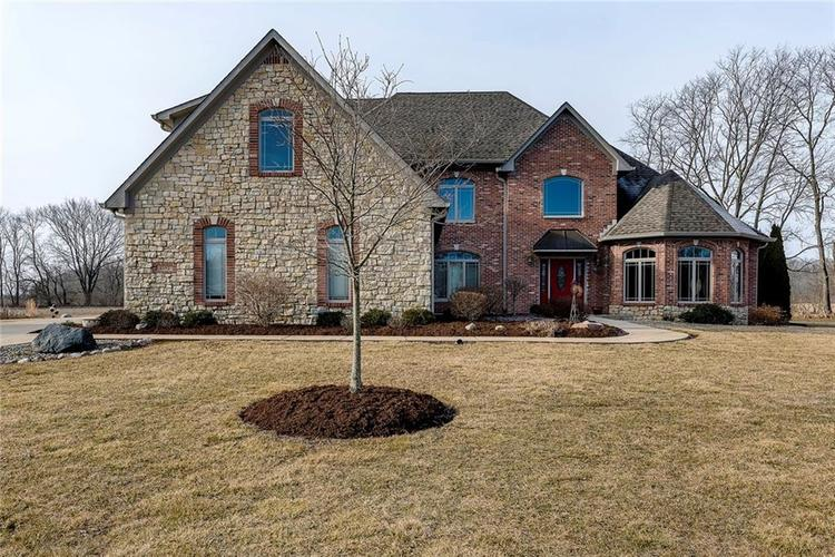 1592 S Silver Shadow Circle Greenfield, IN 46140 | MLS 21624194