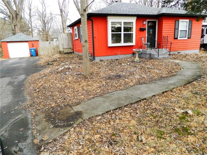2320 E 69th Street Indianapolis, IN 46220 | MLS 21624206