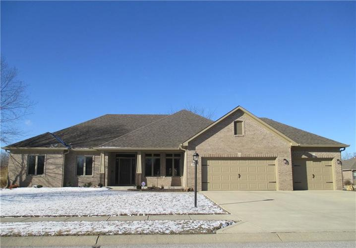 5945 Hickory Woods Drive Plainfield, IN 46168 | MLS 21624209 | photo 1