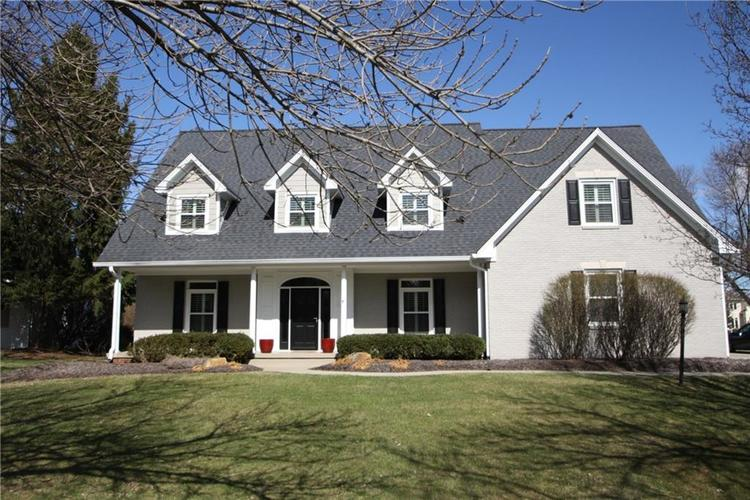 10502  Chestnut Hill Circle Fishers, IN 46037 | MLS 21624265