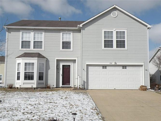 858 Runnymede Drive Greenfield, IN 46140 | MLS 21624266 | photo 1