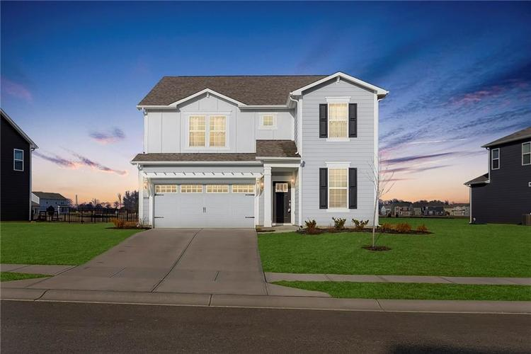 15388 Eastpark Circle W Fishers, IN 46037   MLS 21624299   photo 1