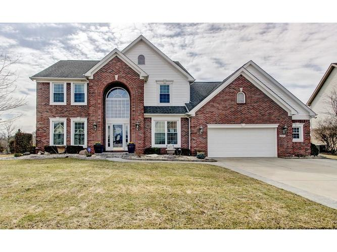 9978  Brightwater Drive Fishers, IN 46038 | MLS 21625435