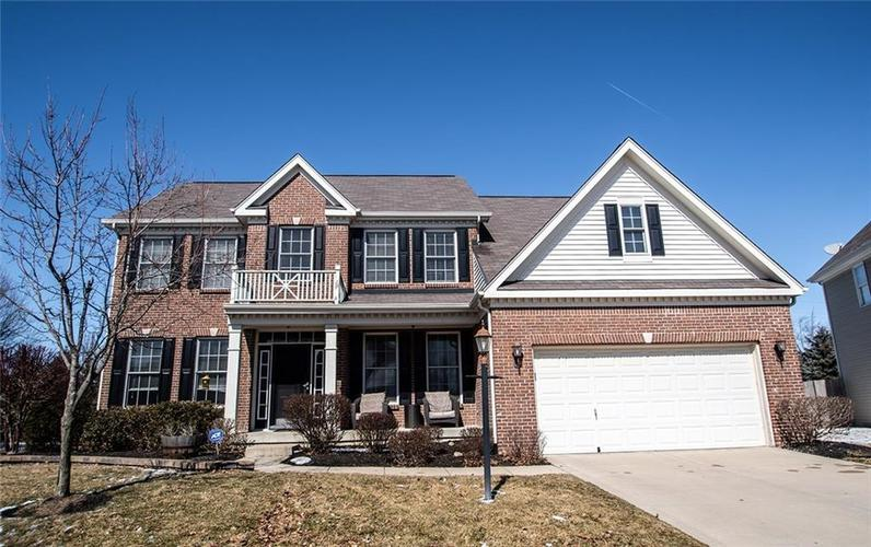 12050  Bodley Place Fishers, IN 46037 | MLS 21625468