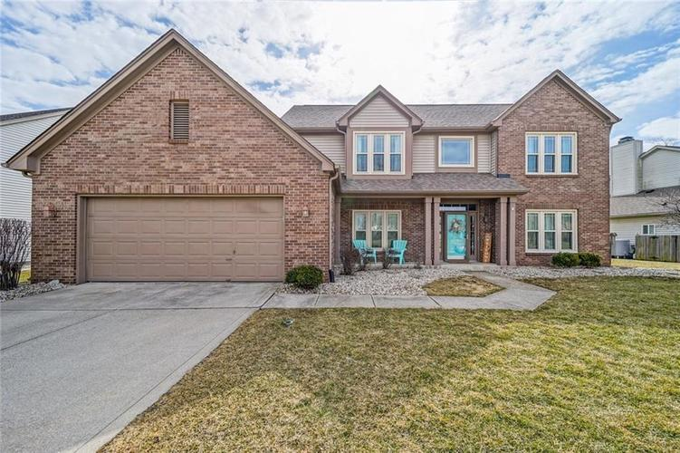 4830  Ashbrook Drive Noblesville, IN 46062 | MLS 21625554