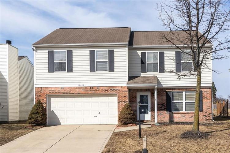 12422  River Valley Drive Fishers, IN 46037 | MLS 21625559