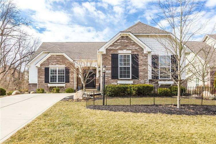 7132  Maple Bluff Place Indianapolis, IN 46236   MLS 21625562