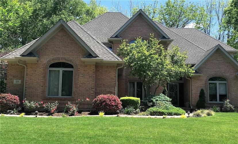 3855  Eagle Trace Drive Greenwood, IN 46143 | MLS 21625583