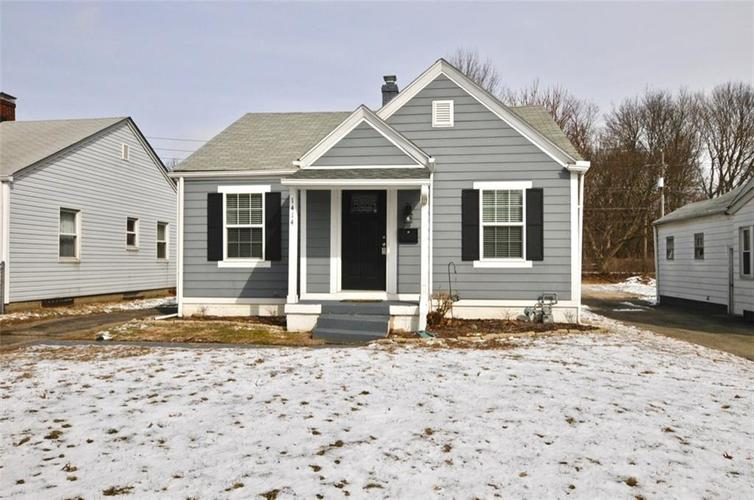 1414 E 46th Street Indianapolis, IN 46205   MLS 21625591