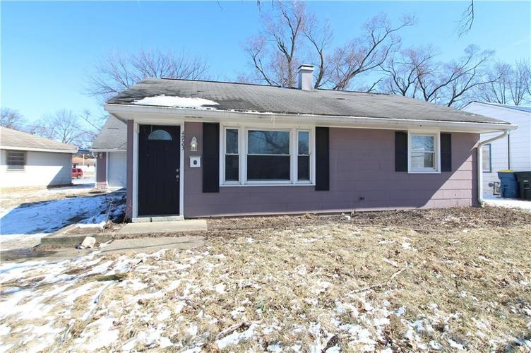 4923  Barlow Drive Indianapolis, IN 46226 | MLS 21625621