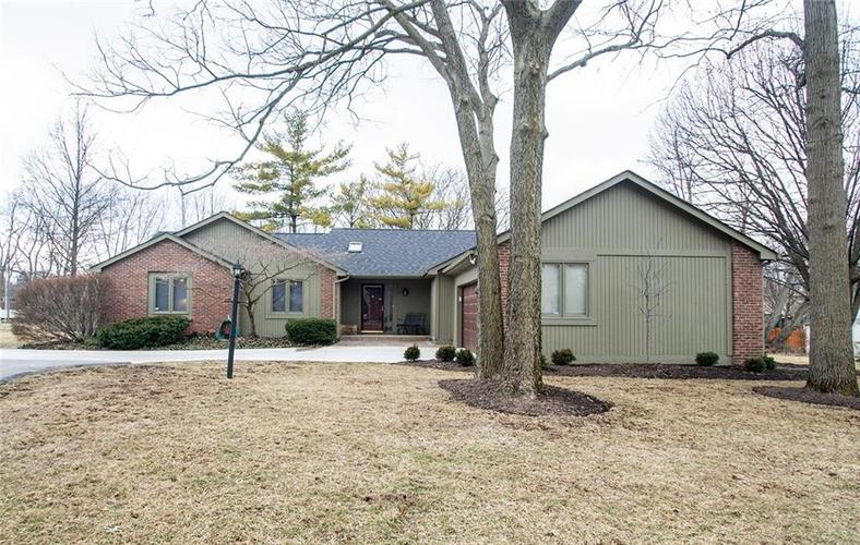 7912  COVE TRACE Court Indianapolis, IN 46256 | MLS 21625662