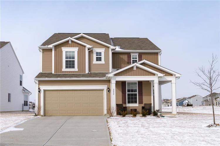 4822  Rainwater Lane Whitestown, IN 46075 | MLS 21625793