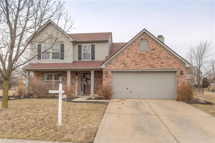 10912  Affirmed Drive Indianapolis, IN 46234 | MLS 21625798