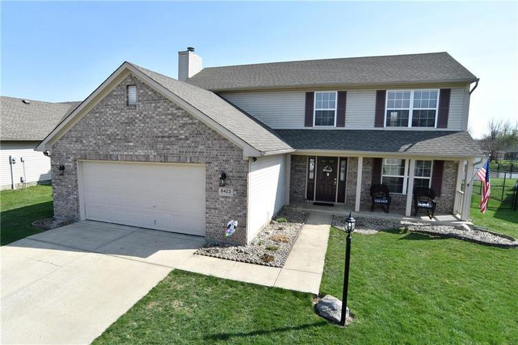 6423 Whitaker Farms Drive Indianapolis, IN 46237   MLS 21625816   photo 1
