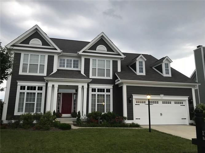 13681 Blooming Orchard Drive Fishers, IN 46038 | MLS 21625850 | photo 1
