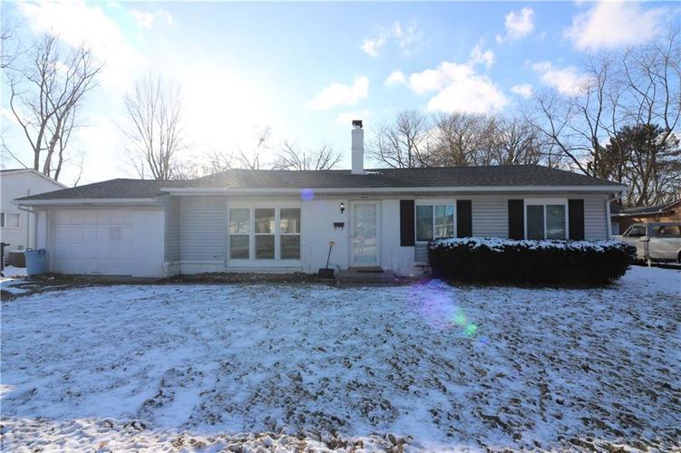 4434 Campbell Avenue Indianapolis, IN 46226   MLS 21625929   photo 1