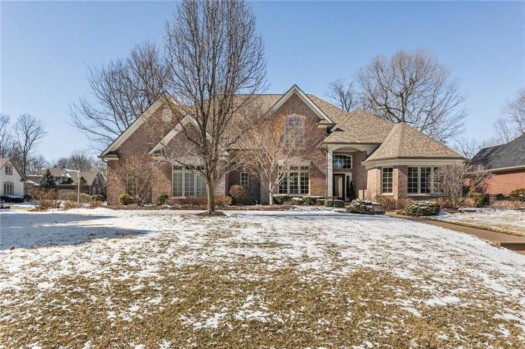 11900  DUBARRY Drive Carmel, IN 46033 | MLS 21625947