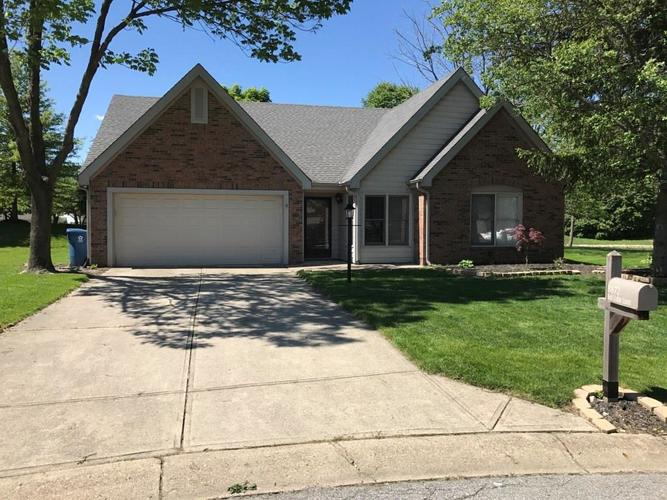 8872  Red Cedar Court Indianapolis, IN 46256 | MLS 21626048