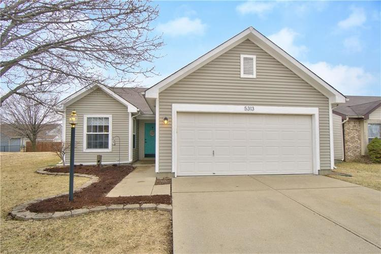 5313  ROCKY MOUNTAIN Drive Indianapolis, IN 46237 | MLS 21626050