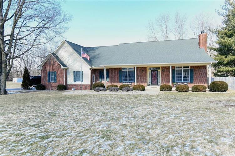 7502  Reynolds Road Camby, IN 46113 | MLS 21626118