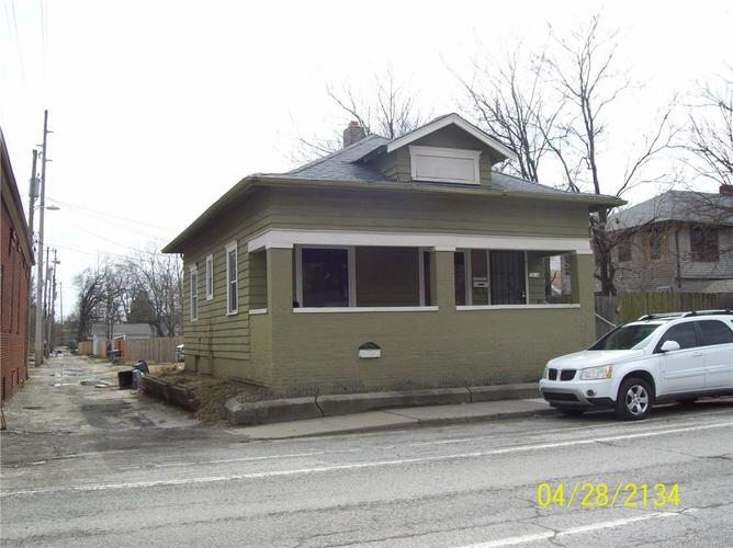 3839 E NEW YORK Street Indianapolis, IN 46201 | MLS 21626133