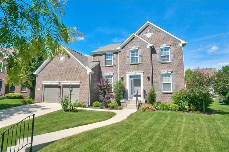 12838 Walbeck Dr Fishers, IN 46037 | MLS 21626155 | photo 1