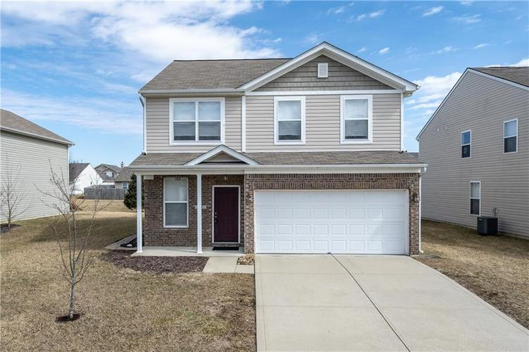 3811  Tartan Trail Whitestown, IN 46075 | MLS 21626168