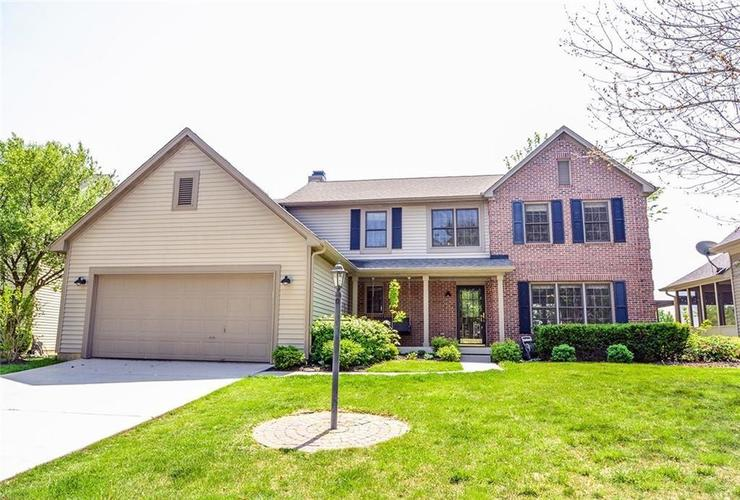 7335  Hardin Oak Drive Noblesville, IN 46062 | MLS 21626261