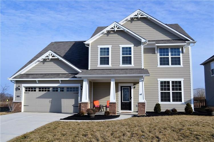 12644  Amber Star Drive Noblesville, IN 46060 | MLS 21626273