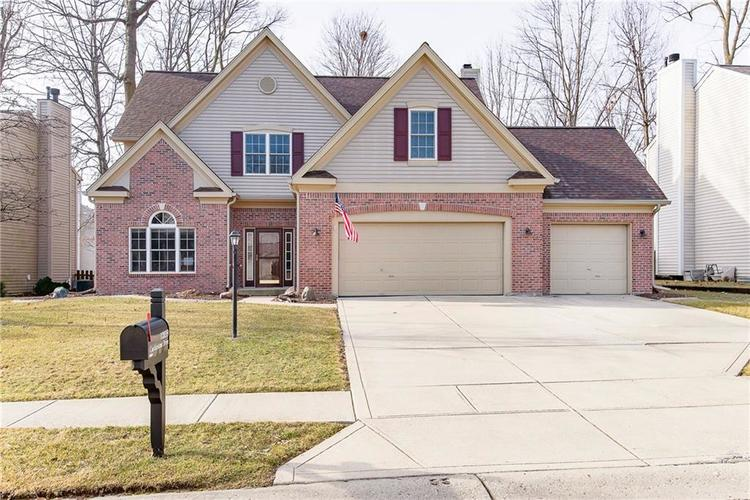 12039  Castlestone Drive Fishers, IN 46037 | MLS 21626277