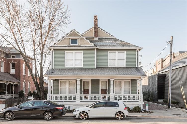 615 E New York Street Indianapolis, IN 46202 | MLS 21626279