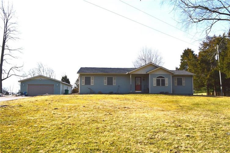 5195 W North County Line Road Clayton, IN 46118 | MLS 21626285
