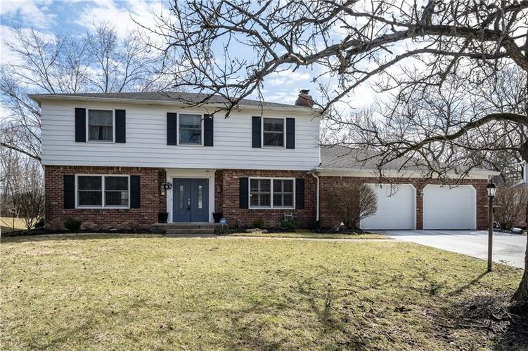 8919  REXFORD Road Indianapolis, IN 46260 | MLS 21626299